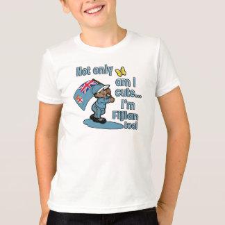 Not only am I cute I'm Fijian too T-Shirt