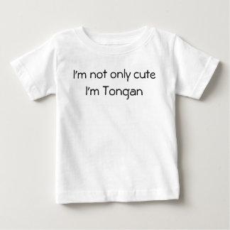 Not only cute Tongan shirt