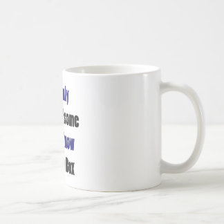 Not Only I'm Handsome I Also Know How To Box Basic White Mug