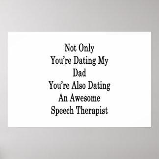 Speech dating