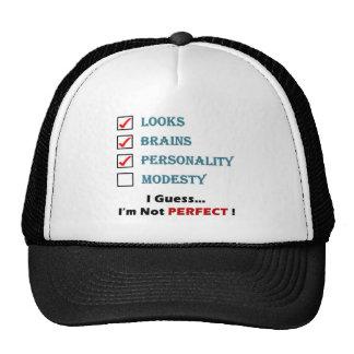 Not Perfect Full Trucker Hat
