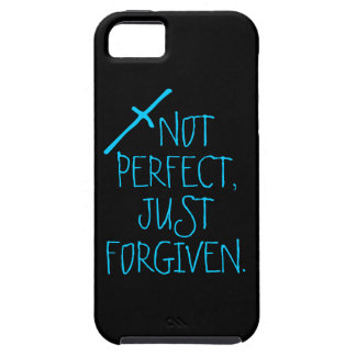 NOT PERFECT JUST FORGIVEN christian iphone case