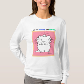 NOT PLUMP, FLUFFY Boynton T-Shirt