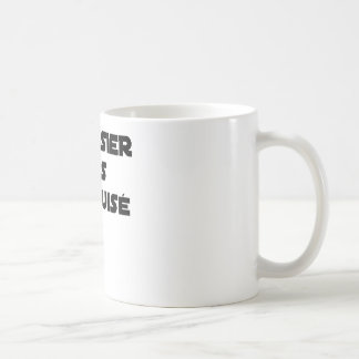 Not reduced carpenter - Word games Coffee Mug