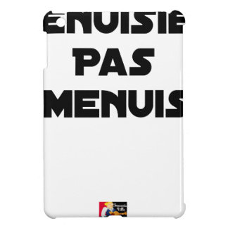 Not reduced carpenter - Word games iPad Mini Covers