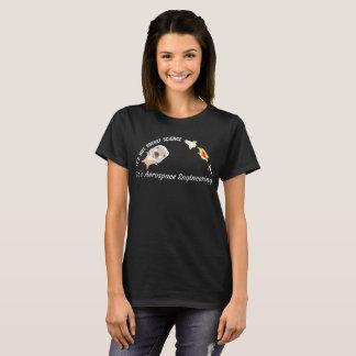 Not Rocket Science Aerospace Engineering T-Shirt