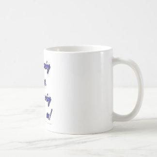 Not running away. Moving on! Coffee Mug