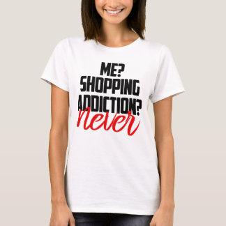 Not Shopping Addiction T-Shirt
