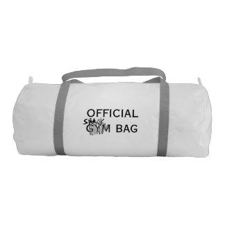 Not so discreet gym bag
