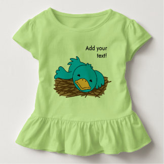 Not So Early Bird Toddler T-shirt
