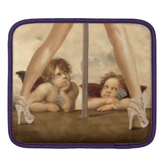 Not so Little Angels iPad Sleeve