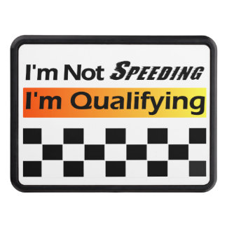 Not Speeding - Qualifying Hitch Cover