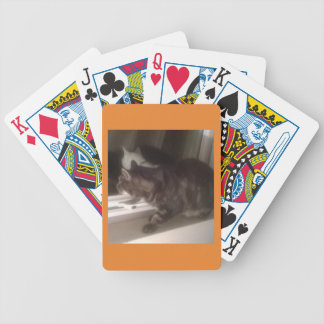 Not Talking to you Dave Bicycle Playing Cards