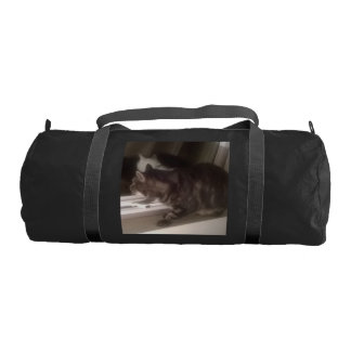 Not Talking to you Dave  Duffle Gym Bag