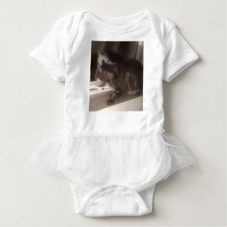 Not Talking to you Dave Tutu Bodysuit/Babygrow Baby Bodysuit