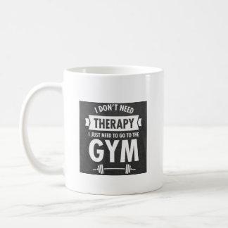 Not Therapy do Gym Mug