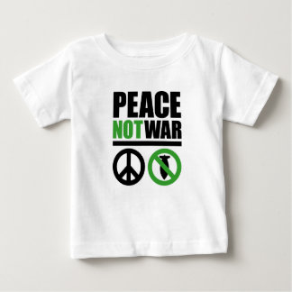 NOT TO THE WAR IF TO LA PAZ TEE SHIRT