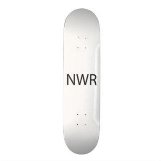 Not Work Related.ai Skateboard Deck