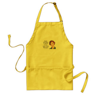 Not Your Average Apron