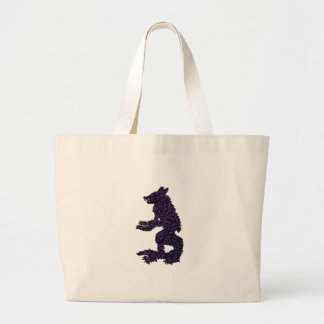 Not Your Average Grandma Large Tote Bag