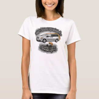 NOT your AVERAGE soccer mom... pimped minivan T-Shirt