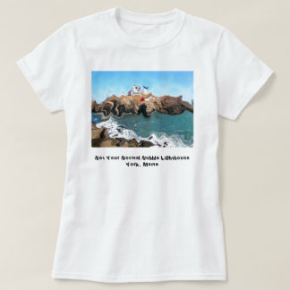 Not Your Normal Nubble Lighthouse T-Shirt