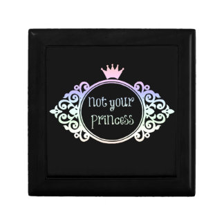 Not Your Princess Gift Box