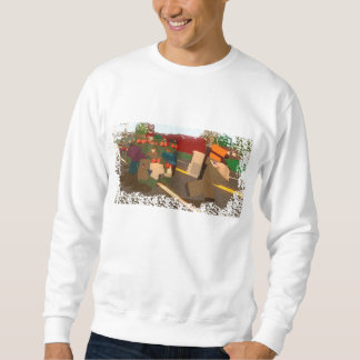 NOT Zombie Food Unturned Merchandise Sweatshirt