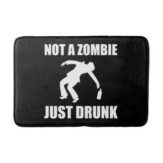 Not Zombie Just Drunk Bath Mat