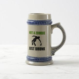 Not Zombie Just Drunk Beer Stein