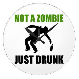 Not Zombie Just Drunk Clocks