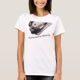 Notary Public T-Shirt