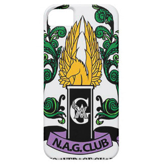 Not'Cho Average Guardians Crest iPhone 5 Cases
