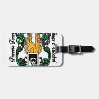 Not'Cho Average Guardians Crest Luggage Tag
