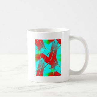 Note Bolt I Coffee Mugs