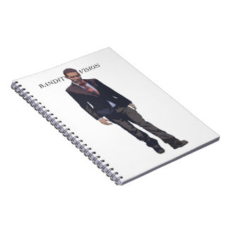 NOTE BOOK: BANDIT VISION NOTE BOOK