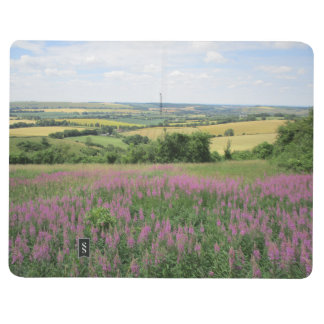 Note Book With Hills in South Downs on Cover Journals