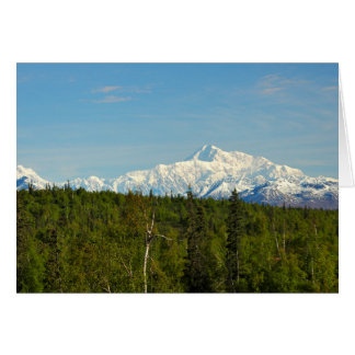 Note Card - Mt. McKinley- Denali