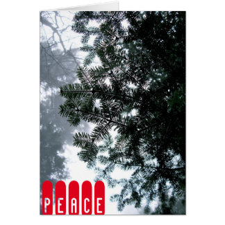 Note Card - PEACE