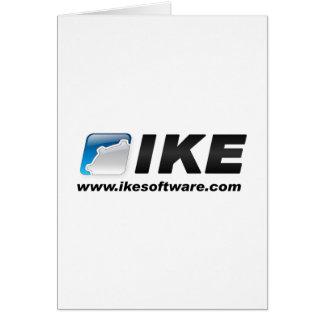 Note card template - vertical