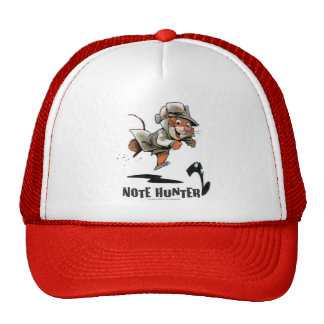 Note Hunter Hat