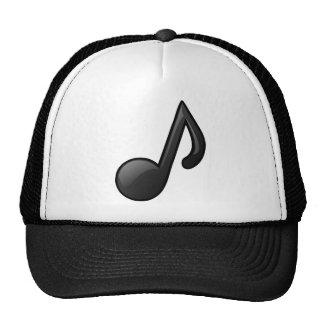 note music symbol hats