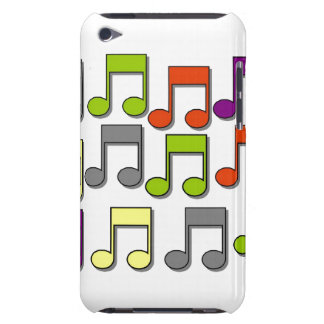 Note musicale coques barely there iPod