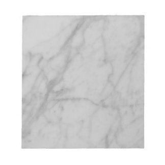 Note Pad--Marble