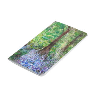 "Notebook ""Bluebell Wood"""