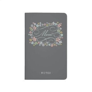 Notebook for Mom Journals