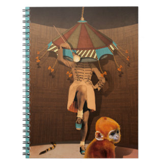 "Notebook ""Ginger's sadness """
