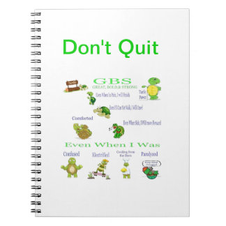 notebook guillain barre syndrome