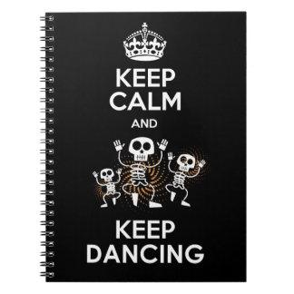 Notebook Keep Calm