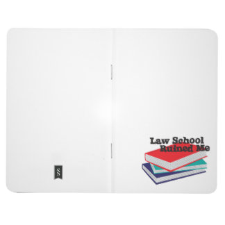 Notebook - Law School Ruined Me